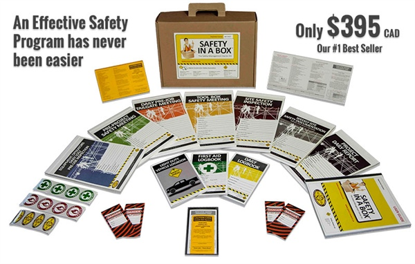 Safety in a Box ™ - Keeping Workers Safe!